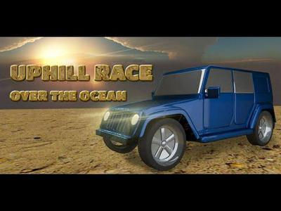 Uphill Race over the ocean