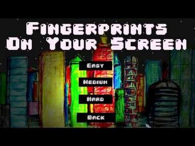 Fingerprints on Your Screen