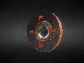 Space Module Parts