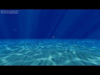 Deep Blue - VR Underwater Experience