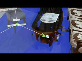 Hololens Furniture App