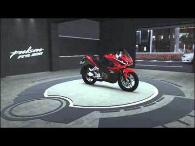 Motorbike Customizer & Visualsizer