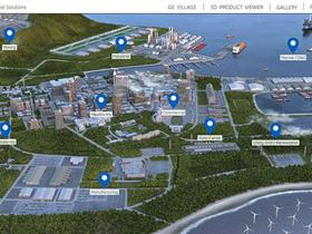 GE: Mebane Village Interactive