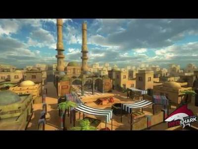 Old Arab City Pack