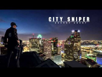 City Sniper Secret Agent
