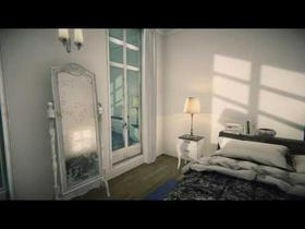 Interior Lighting (Bedroom Afternoon)