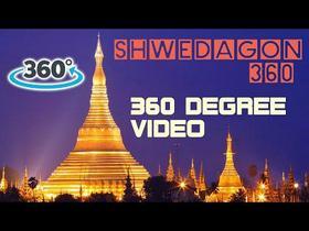 'Shwedagon 360' [360 VR Video]