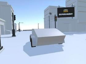 External Vehicular Sound VR Experiment