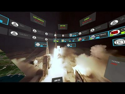 VR Control Rooms