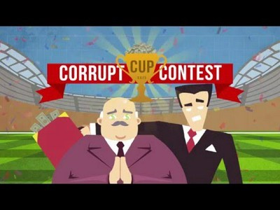 Corrupt Cup Contest