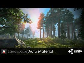 Landscape Auto Material