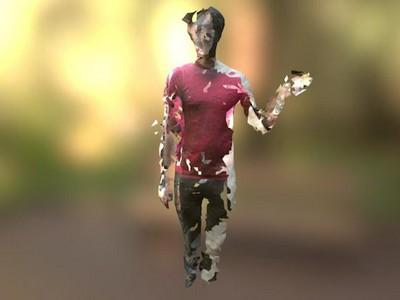 Kinect Videogrammetry