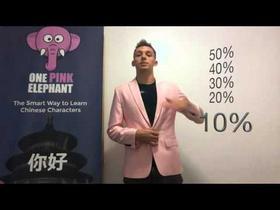 One Pink Elephant