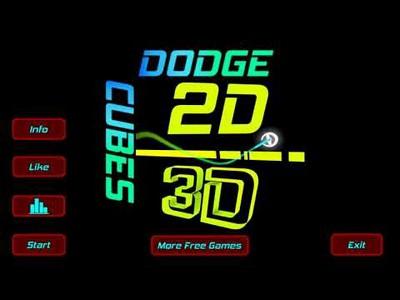 Dodge Cubes