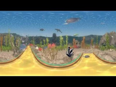 VR Underwater Mini Golf