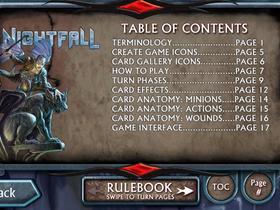 Nightfall - Unity Connect