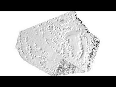 3D mapping of Golf courses
