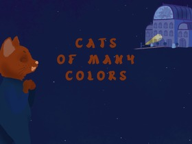 Cats of Many Colours