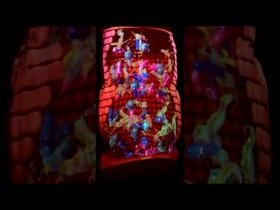 Colon Throw - Interactive Projection Mapping