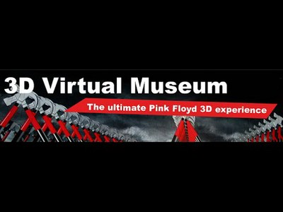 The Floydseum - The Pink Floyd 3D Virtual Museum