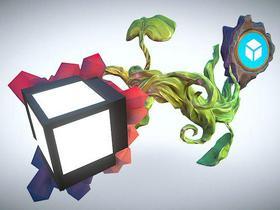 Unity 2 Sketchfab Showcase Item