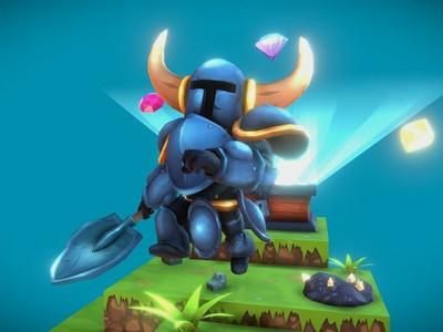 Shiovel Knight Fanart