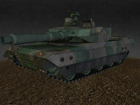 Type 10 tank(10式戦車)