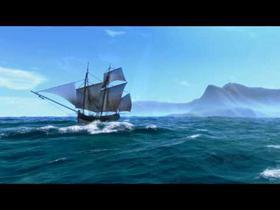 EMBRA: the lost island