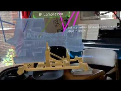 HoloLens project