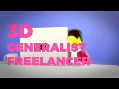 3D Freelancer Video
