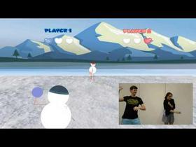 Snowar - Kinect