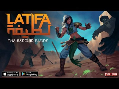 Latifa: The Bedouin Blade