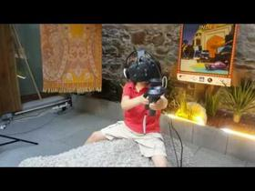 HTC Vive - Jules Verne VR