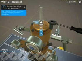 PG&E 3D Virtual Training