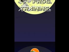 Sleepy Frog Training