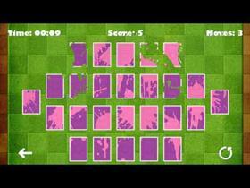 Primordium Memory Game