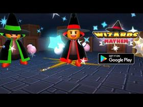 Wizards Mayhem Arena (Multiplayer Android Game)