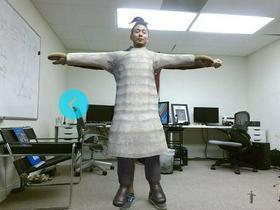 Virtual Wardrobe Prototype