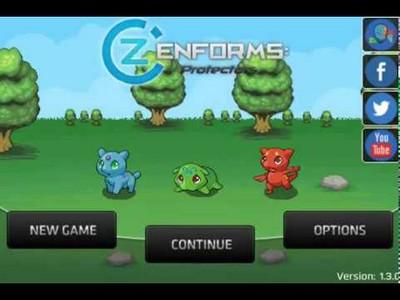 ZENFORMS: Protectors