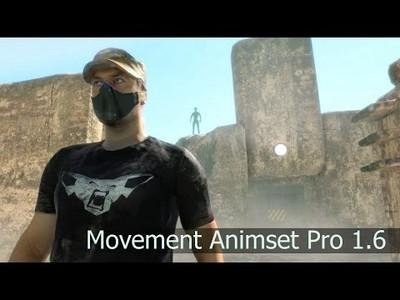 Animset Pro animation packs