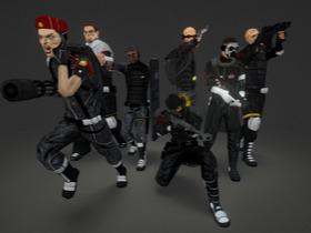 Favela Wars - Webgame