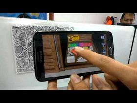 App of Augmented Reality
