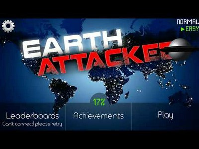 Earth Attacked!