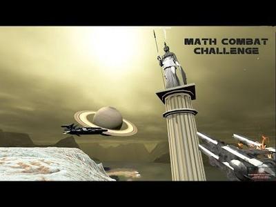 Math Combat Challenge