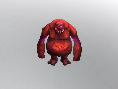Golem Animations
