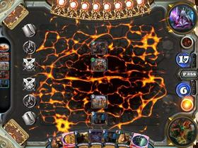 Visual Effects for Runewards - Strategy Card Game
