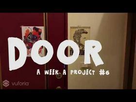 Project #6 Door