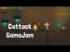 Cattack - 24 hour gamejam