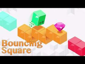 Bouncing Square
