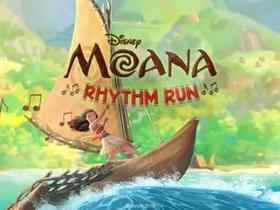 Moana: Rhythm Run